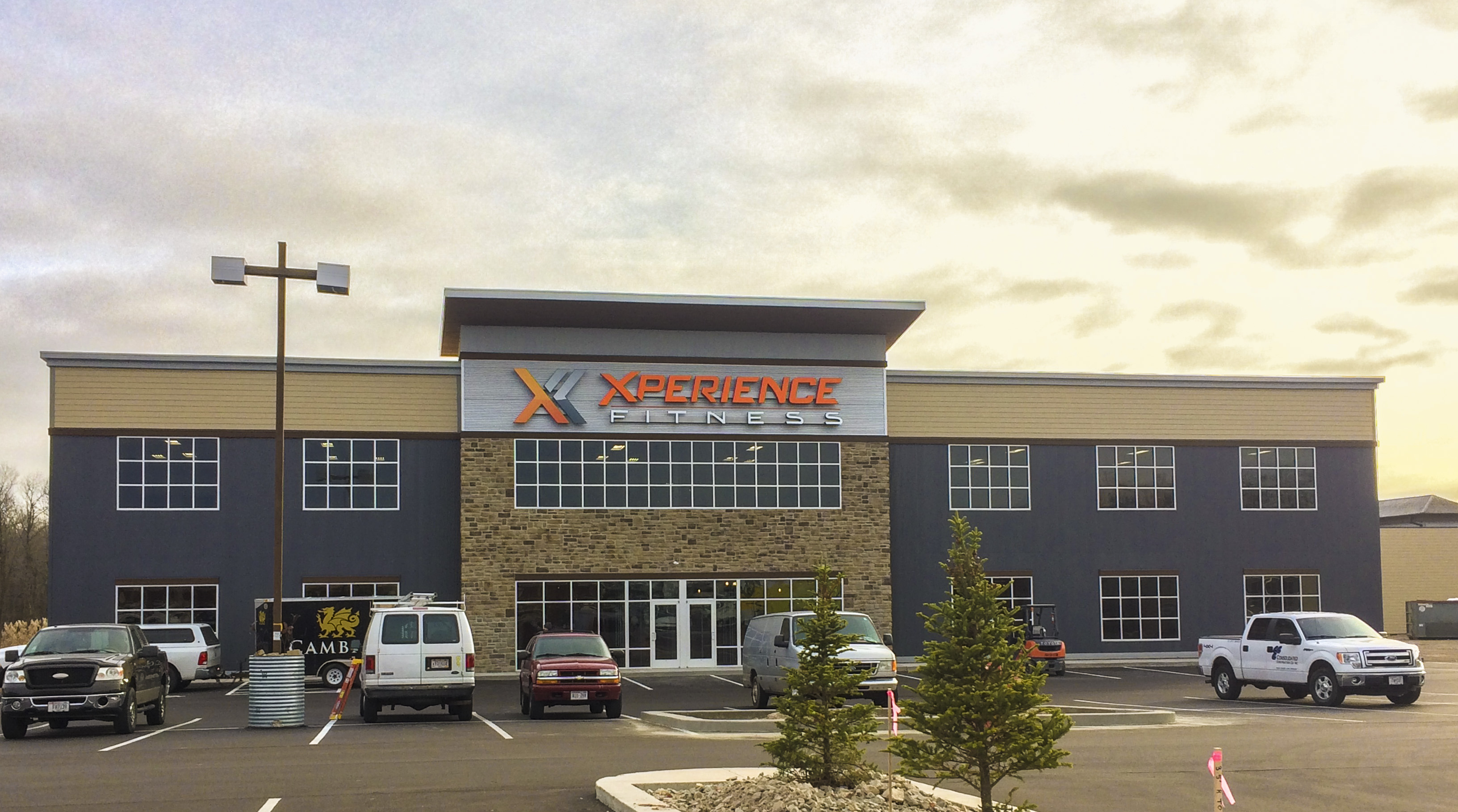 Xperience Fitness at the Urban Edge Towne Centre